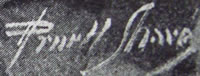 H Pruett Share signature