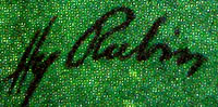 Hiram Rubin Signature