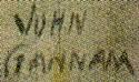 John Gannam signature