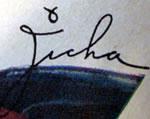 Joseph Jicha Signature