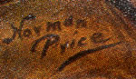 Norman Price signature