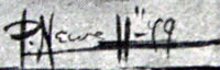 Peter Newell signature