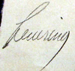 Robert Levering Signature
